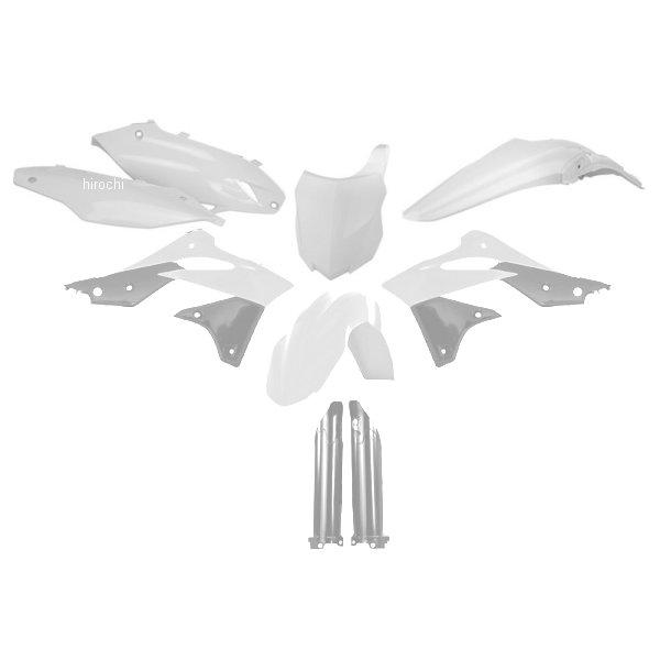 【USA在庫あり】 アチェルビス ACERBIS 外装キット フルセット 13年-16年 KX250F 白 737649 JP店