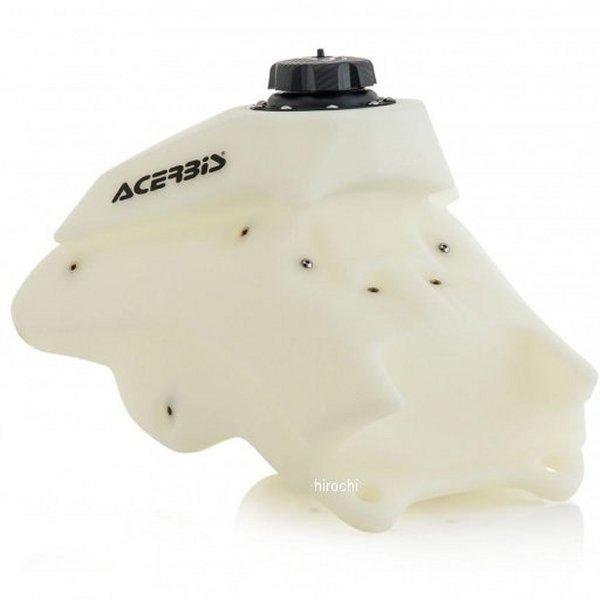 【USA在庫あり】 アチェルビス ACERBIS フューエルタンク 17年以降 CRF450R 3ガロン(11.4L) ナチュラル 732083 JP店