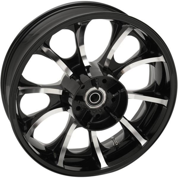 【USA在庫あり】 Coastal Moto リアホイール 18x5.5 ラルゴ 08年以降 FLH ABS無 黒 0202-2104 JP店