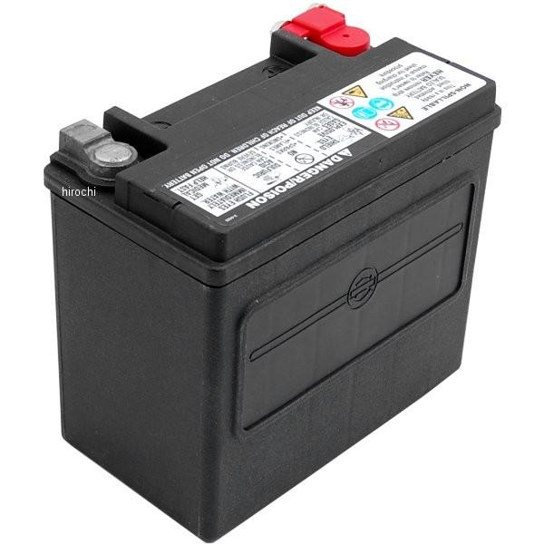 ハーレー純正 AGM バッテリー 73年-94年 66000209 JP店