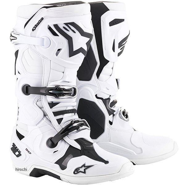 【メーカー在庫あり】 アルパインスターズ テック10ブーツ 白 10サイズ 29.0cm 2010019-20-10 JP店
