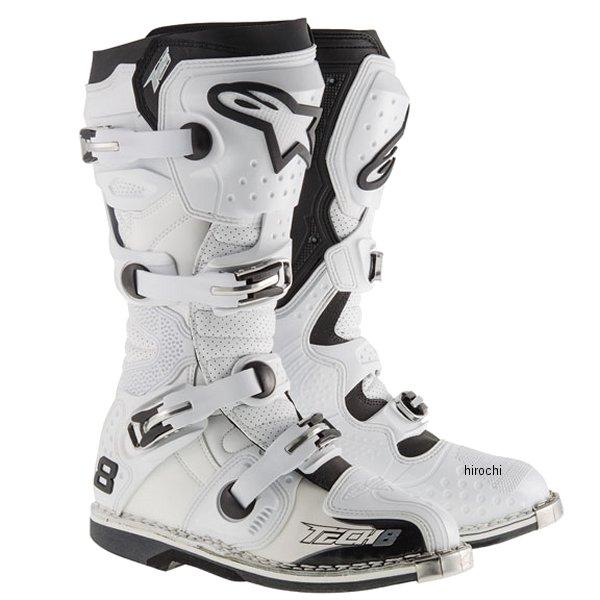 アルパインスターズ ブーツ テック8 白 8サイズ 25.5cm 2011015-20-08 JP店