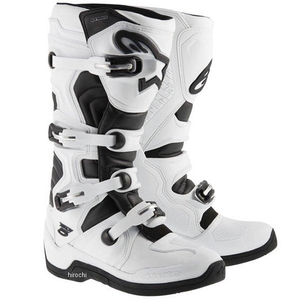 【メーカー在庫あり】 アルパインスターズ ブーツ テック5 白/黒 10サイズ 29.0cm 2015015-21-10 JP店