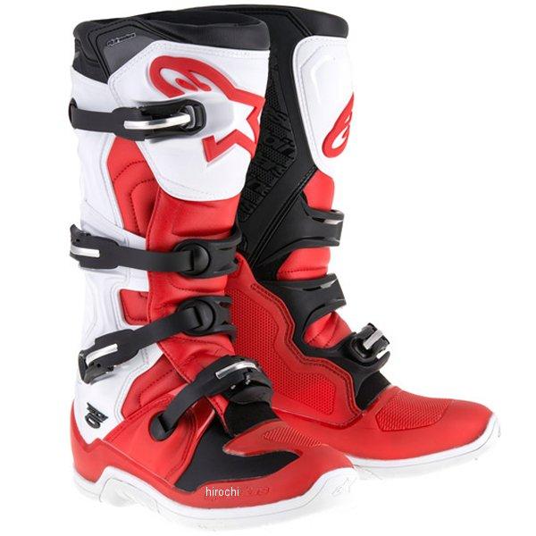 【メーカー在庫あり】 アルパインスターズ ブーツ テック5 赤/白/黒 11サイズ 29.5cm 2015015-321-11 JP店