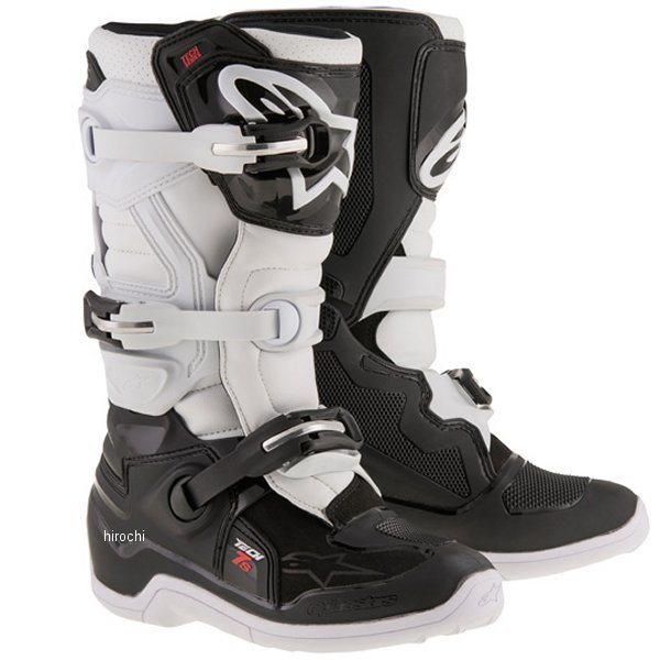 アルパインスターズ ブーツ テック7S ユース用 黒/白 6サイズ 25.0cm 2015017-12-6 JP店