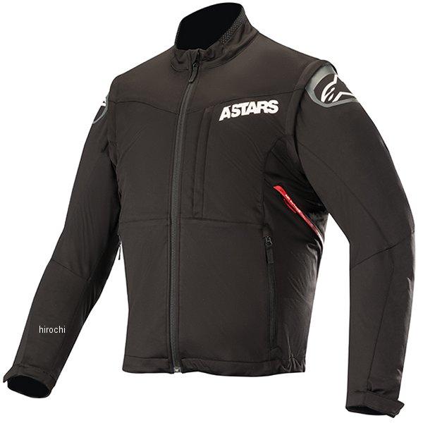 【メーカー在庫あり】 アルパインスターズ ジャケット セッションレース 黒/赤Lサイズ 3703519-13-L JP店