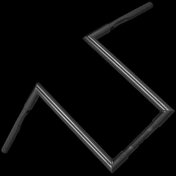 【メーカー在庫あり】 ネオファクトリー 16インチ ファットZバーハンドル 黒 000470 JP店