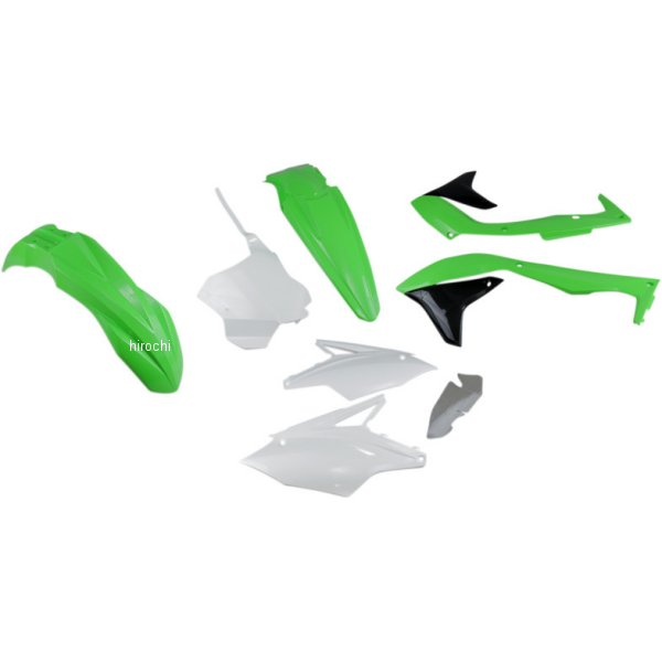 【USA在庫あり】 ユーフォープラスト UFO PLAST 外装キット 18年 KX450F OEM 1403-2439 JP店
