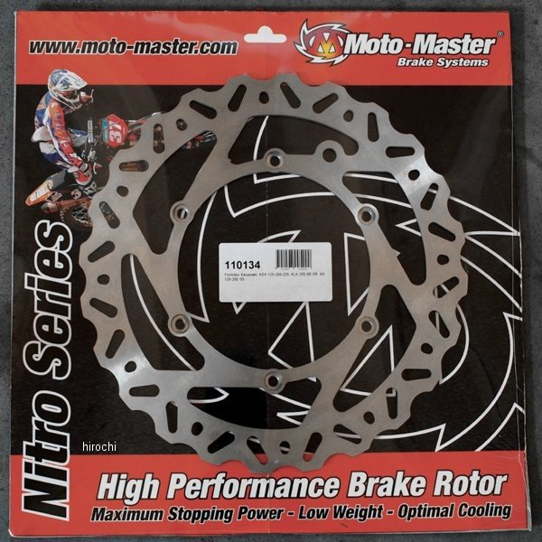 【USA在庫あり】 モトマスター Moto-Master ROTOR NITRO SERIES 1711-1434 JP店