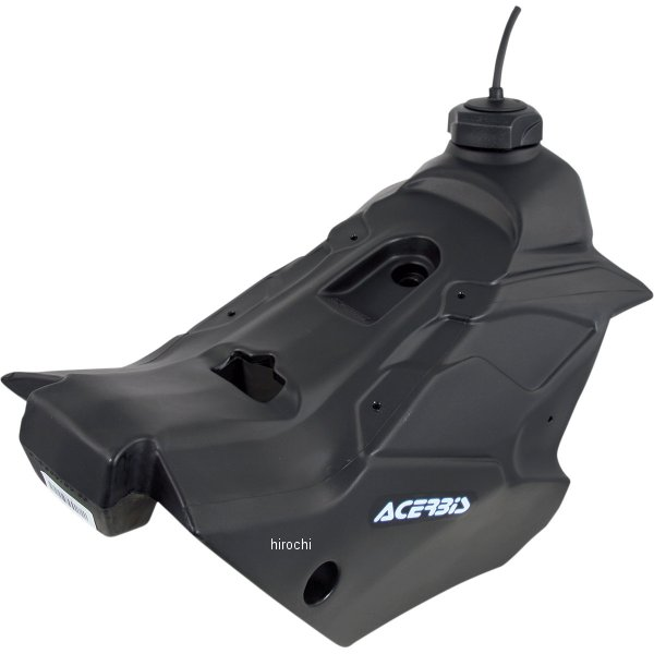 【USA在庫あり】 アチェルビス ACERBIS フューエルタンク 07年-10年 EXC、SX、XC、XC-W、XC-F 3.0ガロン 黒 737392 JP