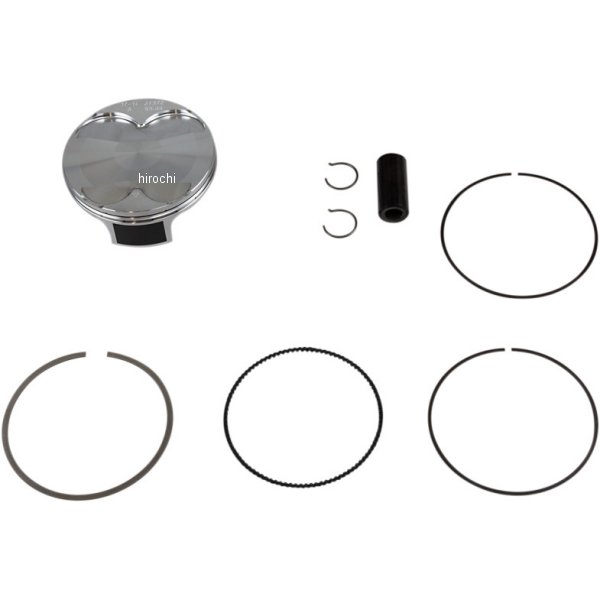 【USA在庫あり】 バーテックス Vertex 鋳造ピストンキット 16年-18年 KTM 350 89.98mm ビッグボア 0910-5139 JP店