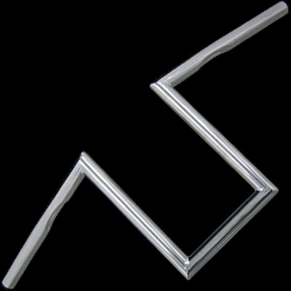 【メーカー在庫あり】 ネオファクトリー ヘコミ有り 10インチ ナローZバーハンドル クローム 006751 JP店
