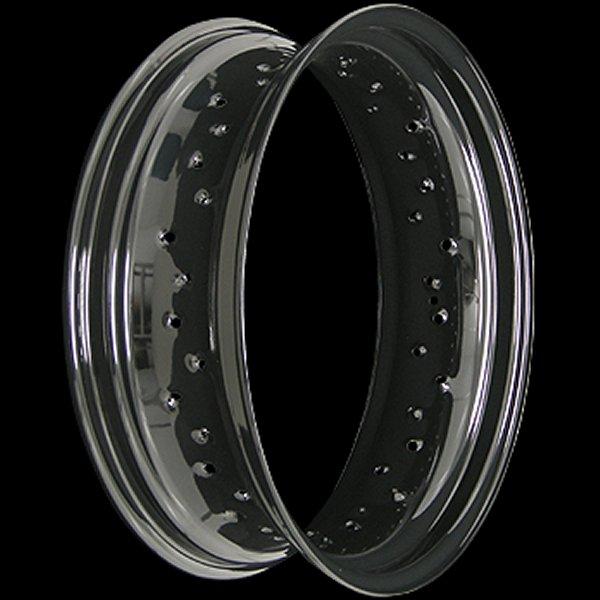 ネオファクトリー ブラックホイールリム 16×5.0in CV スモールホール 009029 JP店