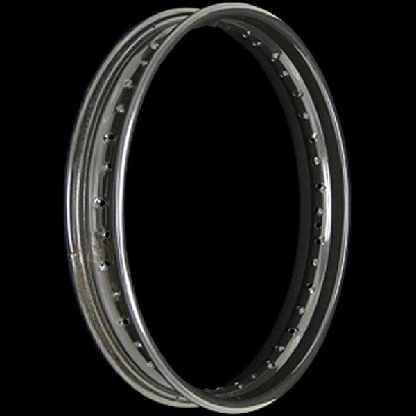 【メーカー在庫あり】 ネオファクトリー ブラック ホイールリム 18×2.15インチ センターバルブ スモールホール 008657 JP店