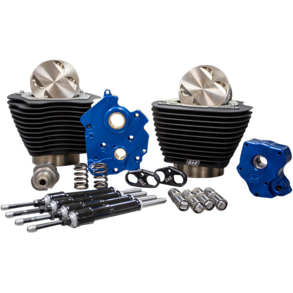 【USA在庫あり】 S&Sサイクル S&S Cycle POWER PK OC CD NO-HL M8 0904-0041 JP店