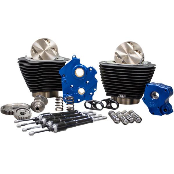 【USA在庫あり】 S&Sサイクル S&S Cycle POWER PK OC GD NO-HL M8 0904-0043 JP店