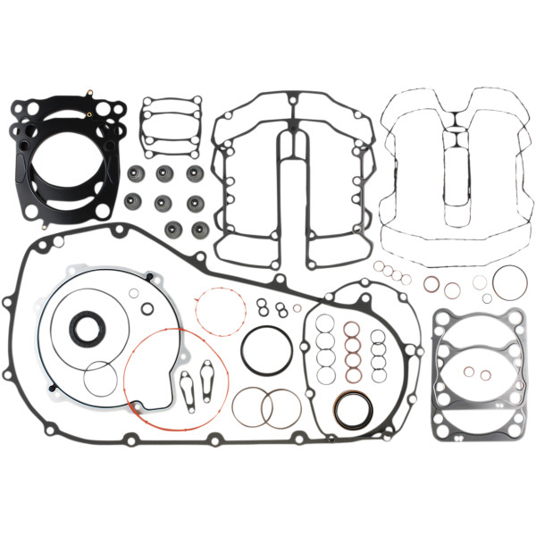 【USA在庫あり】 コメティック COMETIC GASKET SET COMP ENG/PRIM 0934-6332 JP店