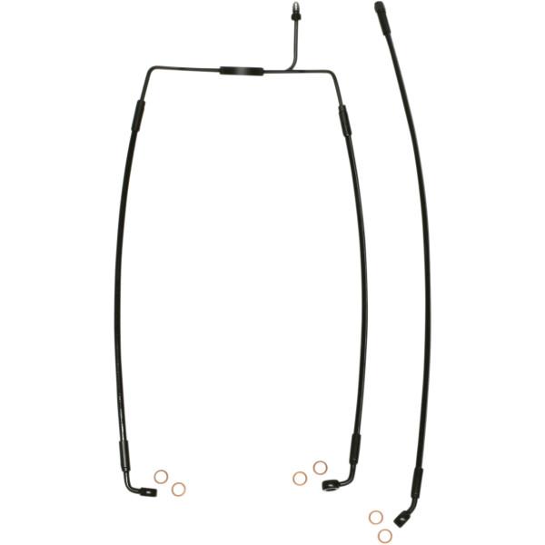 【USA在庫あり】 マグナム MAGNUM LINE BRAKE FRONT XR BLK 1741-5590 JP店