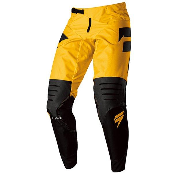 【メーカー在庫あり】 シフト SHIFT パンツ ブラックレーベル ストライク 黄 30インチ 19312-005-30 JP店