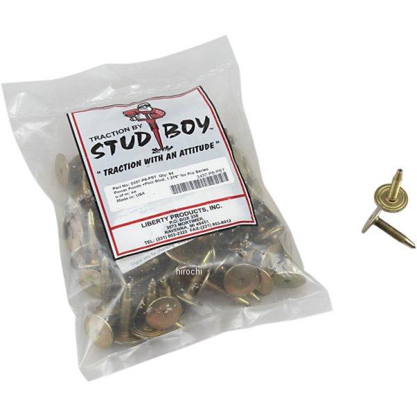 【USA在庫あり】 スタッドボーイ Stud Boy パワーポイント プラス スタッド 1.625インチ (84個入り) 1250-0509 JP店