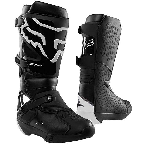 【メーカー在庫あり】 フォックス FOX ブーツ コンプ 黒 10サイズ 27.0cm 21483-001-10 JP店