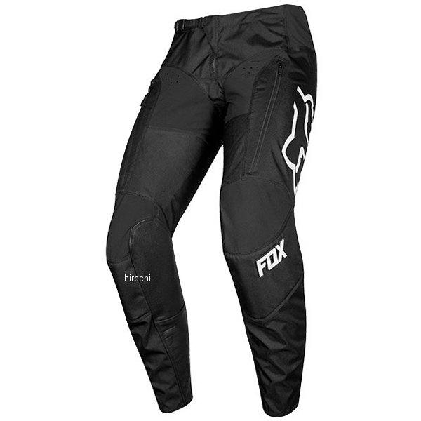【メーカー在庫あり】 フォックス FOX パンツ リージョン LT オフロード 黒 30インチ 21892-001-30 JP店
