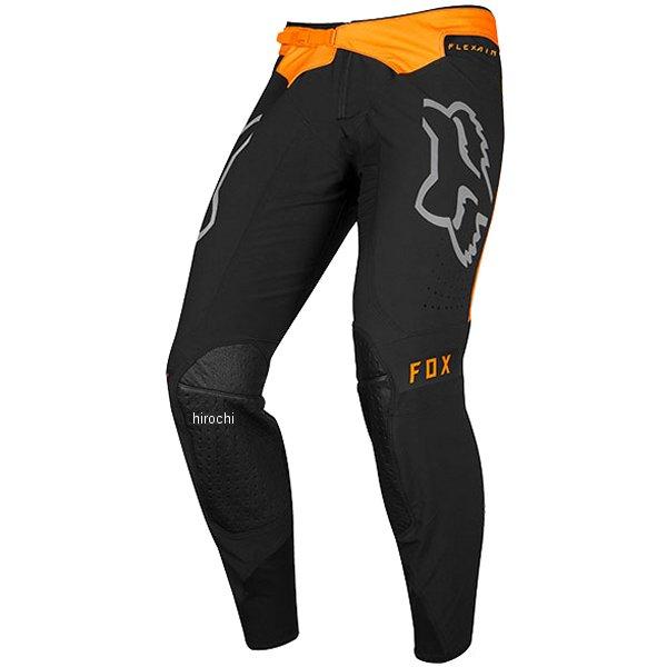 【メーカー在庫あり】 フォックス FOX パンツ フレックスエアー ロイヤル オレンジフレイム 30インチ 22252-104-30 JP店