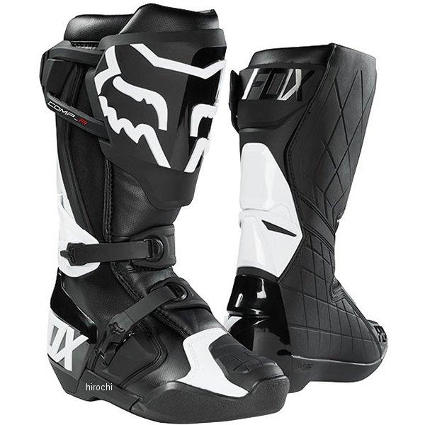 【メーカー在庫あり】 フォックス FOX ブーツ コンプ-R 黒 10サイズ 27.0cm 22959-001-10 JP店