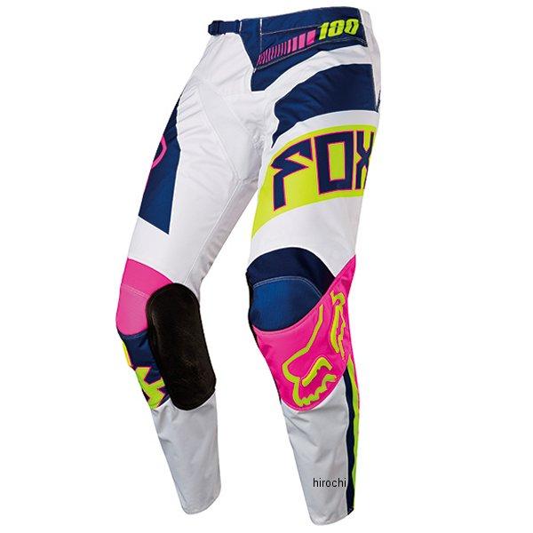 【メーカー在庫あり】 フォックス FOX 180パンツ ユース用 ファルコン ネイビー/白 24サイズ 17863-045-24 JP店
