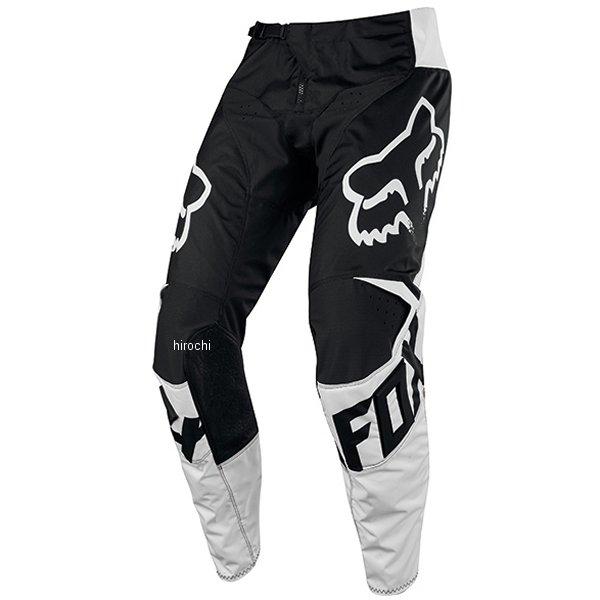 【メーカー在庫あり】 フォックス FOX 180パンツ ユース用 レース 黒 26サイズ 19443-001-26 JP店