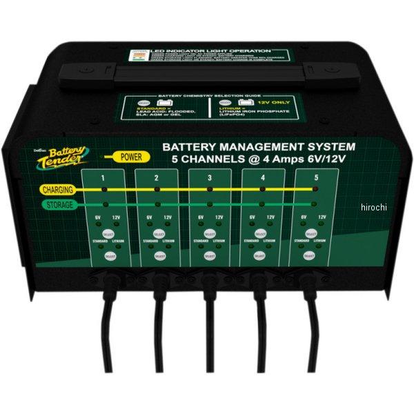 【USA在庫あり】 バッテリーテンダー Deltran Battery Tender 5 BANK 4A 3807-0442 JP店