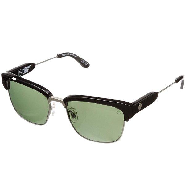 スパイ SPY サングラス BELLOWS 黒/シルバーポーラー 673439589864 JP店