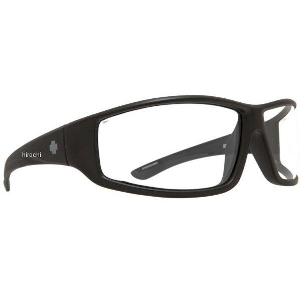 スパイ SPY サングラス JACKMAN ブラック CSA ANSI/US ミリタリー クリア 673505004094 JP店