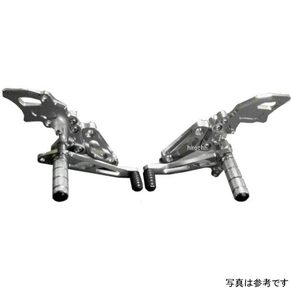 ダブルアールズ WR'S バトルステップ タイプR ZRX1200ダエグ 0-45-BS4120