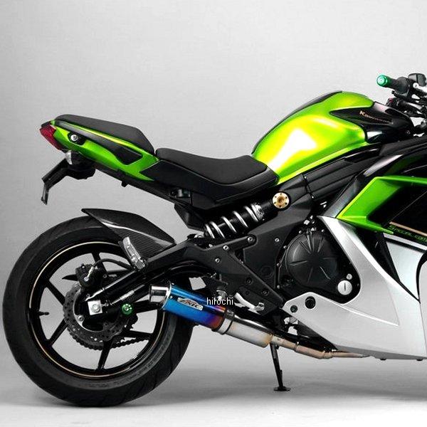 サンセイレーシング SANSEI RACING フルエキゾースト ジニック ZNIC 14年以降 Ninja400 ステンレス/チタン 0-22-ZFT4411J