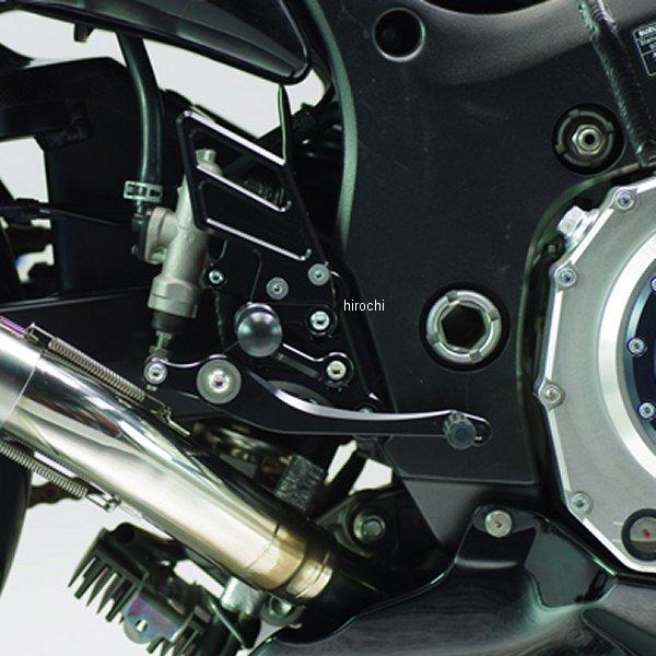 サンセイレーシング SANSEI RACING ジニック ZNICマルチステップ 08年以降 ハヤブサ GSX1300R 黒 0-6-ZB3120B