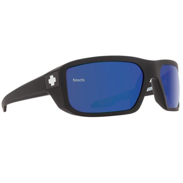 スパイ SPY サングラス MCCOY マットブラック ポーラー/ブルースペクトル メンズ 673012374280 JP店