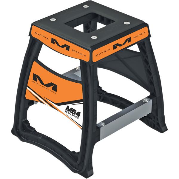 【USA在庫あり】 マトリックスコンセプト Matrix Concepts 軽量エリート スタンド オレンジ/黒 721457 JP店