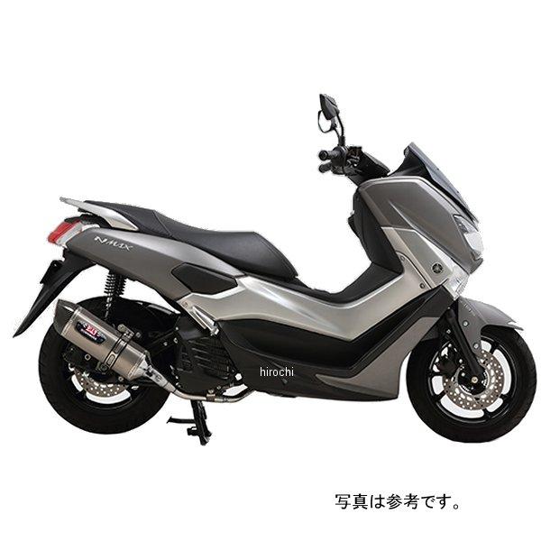ヨシムラ 機械曲 R-77S サイクロン EXPORT SPEC フルエキゾースト 18年以降 N-MAX155 政府認証(SSFC) 110A-368-5130 JP店