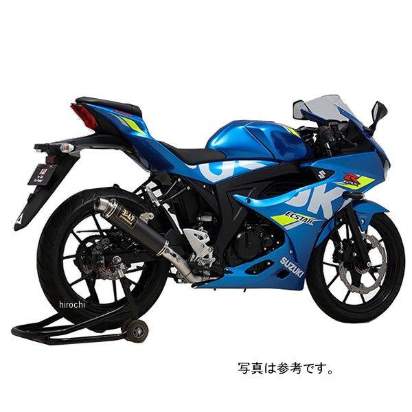 ヨシムラ 機械曲 GP-MAGNUM サイクロン EXPORT SPEC フルエキゾースト 17年以降 GSX-R125 政府認証(STB) 110A-524-5U80B JP店