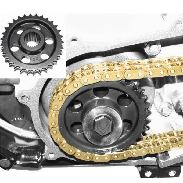 【USA在庫あり】 411634 エボリューションインダストリーズ Evolution Industries モーター スプロケット 30T 07年-10年 ダイナ、ソフテイル 411634 JP