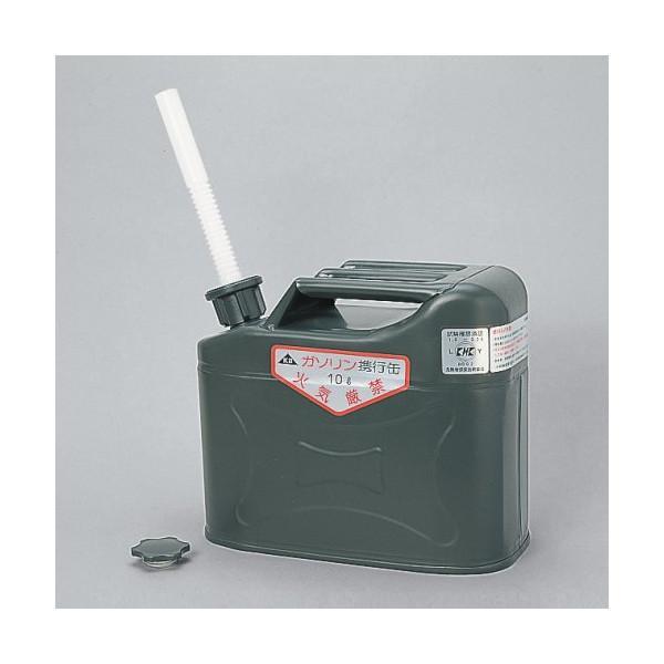 【メーカー在庫あり】 デイトナ 鉄製ガソリン携行缶(ジープ) 10L 18235 JP店