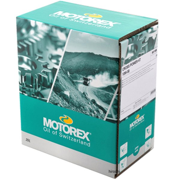 【メーカー在庫あり】 モトレックス MOTOREX エンジンオイル フォーミュラ FORMULA 4T 15W50 20L 97862 JP店