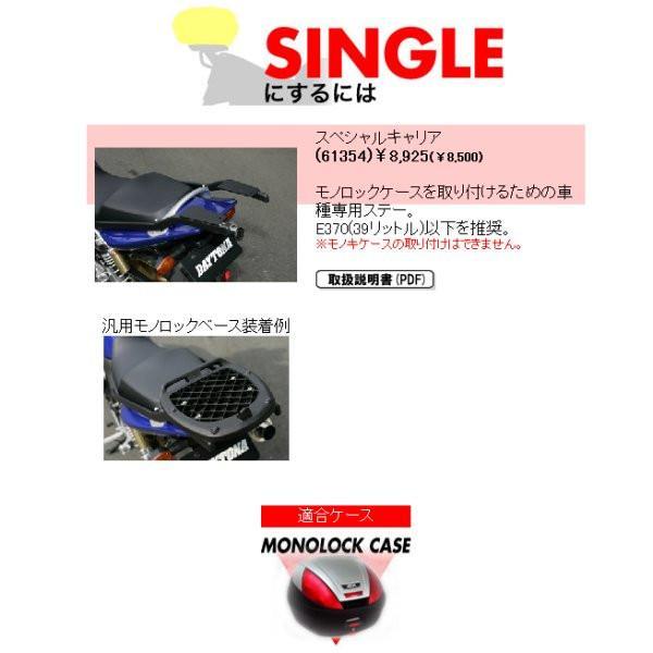 スペシャルキャリア GIVI E221M