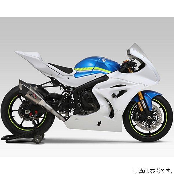 ヨシムラ フルエキゾースト レーシング サイクロン R-11Sq 17年-18年 GSX-R1000 チタンブルーカバー 150-50A-C16G0 JP店