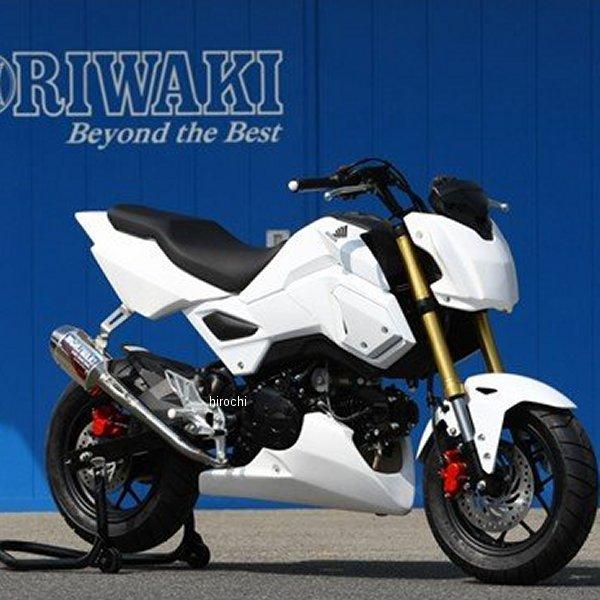 モリワキ スリップオンマフラー MX レーシング 16年 GROM 01810-JL1N5-00 JP店