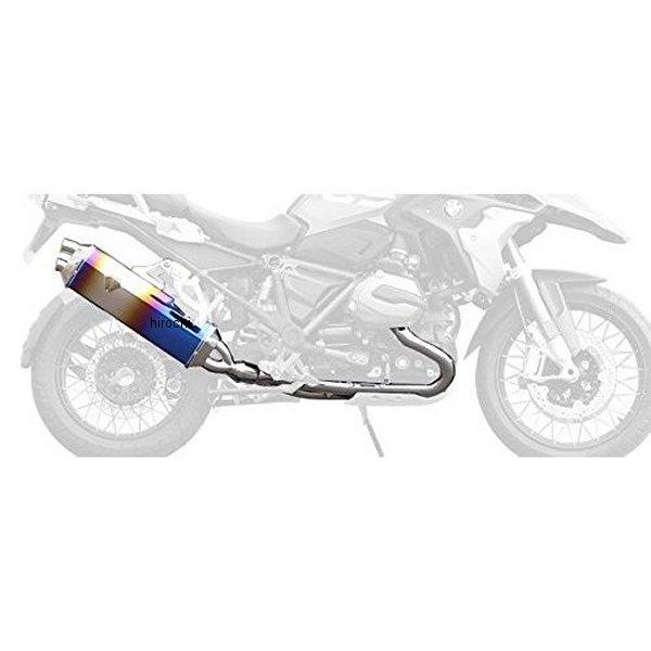 アールズギア r's gear フルエキゾースト ワイバン 17年-18年 R1200GS ADVENTURE ドラッグブルー WB10-01DB JP店