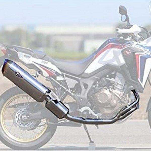 アールズギア r's gear フルエキゾースト ワイバン 17年以降 CRF1000L アフリカツイン チタン RH33-01RT JP店