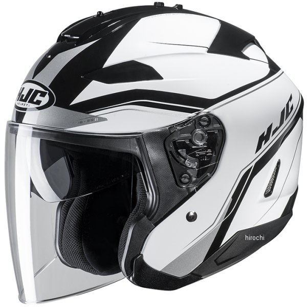 エイチジェイシー HJC ジェットヘルメット IS-33 II コルバ 白 Sサイズ(55-56cm) HJH159WH01S JP店