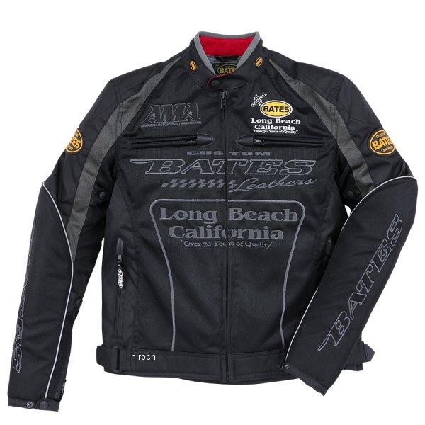 ベイツ BATES 春夏モデル 2Wayメッシュジャケット 黒 XLサイズ BJ-M1911SPL JP店